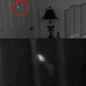 3:44AM Camera 1 Flash of Light