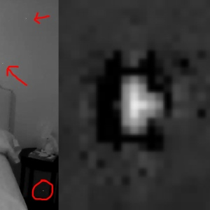 3:39AM Camera 1 Light Points of Light
